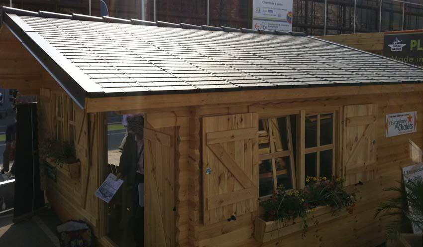 Toiture legere tuile et ardoise pour abri de jardin - Tuiles pour toiture maison ...